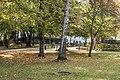 Pörtschach Halbinselpromenade Park mit Kinderspielplatz 18102018 5042.jpg