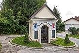 Pörtschach Winklern Gaisrückenstraße Ostermann Kapelle NW-Ansicht 25082019 7036.jpg