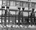 Püspökmajori (Felszabadulás) lakótelep, Lakótelepi Klub, Hamvas Béla (Házi Árpád) utca 6. Fortepan 30850.jpg