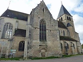 Bagneux-la-Fosse - The Church