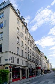 Decorateur Rue Du Chapeau Rouge Quimper