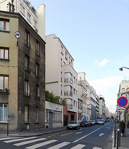Image illustrative de l'article Rue Albert
