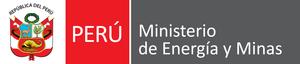 Ministerio de energ a y minas per wikipedia la for Ministerio de minas