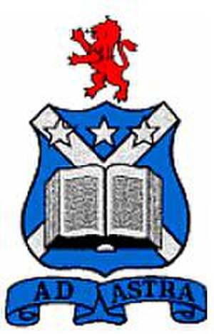 Presbyterian Ladies' College, Armidale - Presbyterian Ladies' College Armidale crest. Source: www.plcarmidale.nsw.edu.au (PLC Armidale website)
