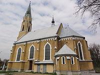 POL Mazańcowice Kościół Marii Magdaleny 2.JPG