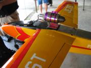 Miniature jet turbine