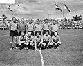 PSV tegen Ajax 1-1, elftal van PSV, Bestanddeelnr 910-6380.jpg
