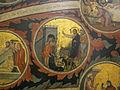 Pacino di bonaguida, albero della vita, 1310-15, da monticelli, fi 19 entrata in gerusalemme.JPG