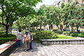 Painters on campus - National Taiwan University - DSC01084.JPG