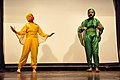 Pakhi O Manush - Science Drama - Debendra Vidyapith For Girls - BITM - Kolkata 2015-07-22 0273.JPG