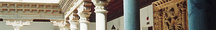 Palacio de Antonio de Mendoza - Patio interior (Instituto Caracense, Guadalajara, ES) (cropped).jpg