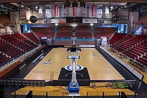 Palais des Sports Jean Weille - Image: Palais des Sports de Gentilly 2