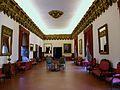 Palau Ducal de Gandia Sala de les Àguiles o saló principal.JPG