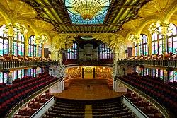 Palau de la Música Catalana, the Catalan Concert Hall.jpg