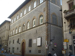 Palazzo Busini Bardi - Palazzo Busini Bardi