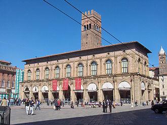 Palazzo del Podestà, Bologna - Palazzo del Podestà.