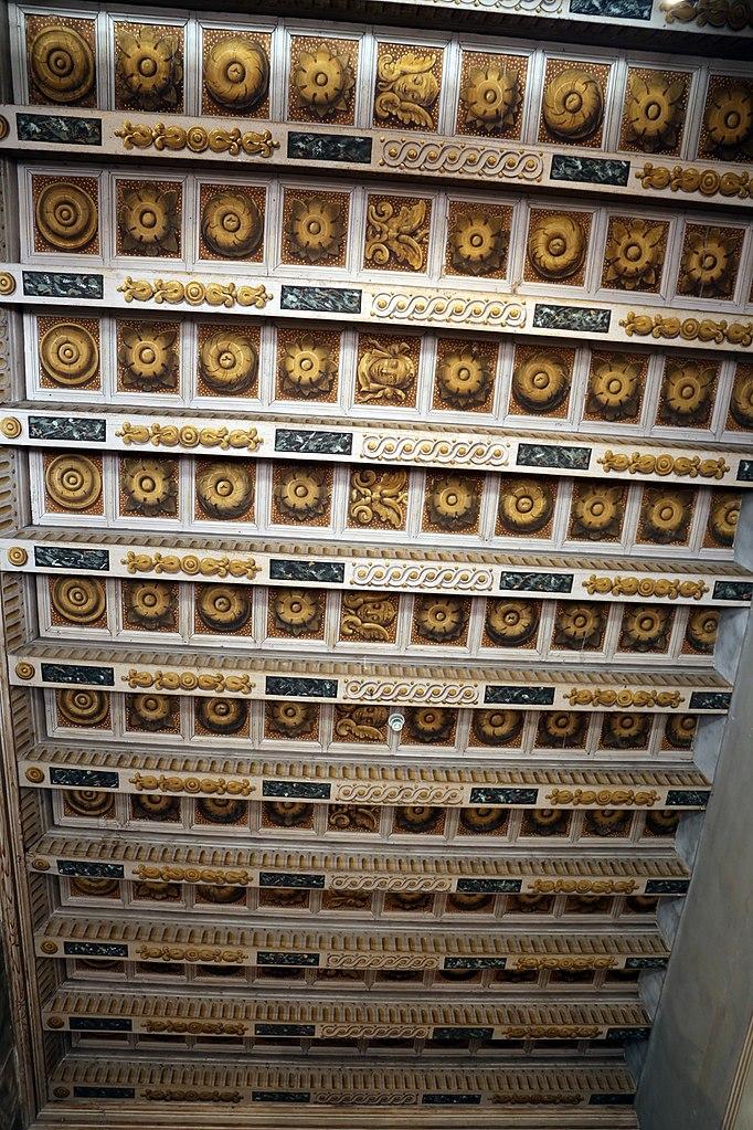 Letto A Baldacchino 160.File Palazzo Pfanner Alcova Con Letto A Baldacchino Del Xvii