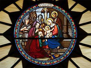 Church of Saint Catherine, Bethlehem - Image: Palestine Bethlehem 3 tango 7174