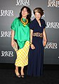 Pamela Easton & Lydia Pearson (Easton Pearson) at David Jones AW13 Fashion Launch.jpg