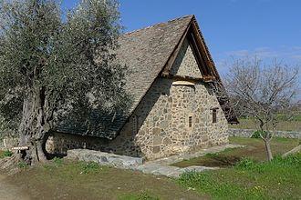 Galata, Cyprus - Image: Panagia Podithou Galata