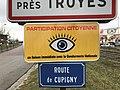 Panneau Participation citoyenne Creney près Troyes 1.jpg