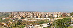 Panorama of Ribera