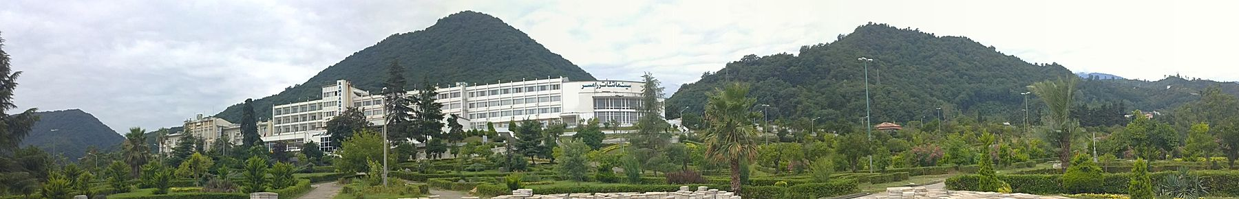 Panorama view - Hotel Ramsar - Jun 2014.JPG