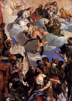 San Giorgio in Braida, Verona - Image: Paolo Veronese 023