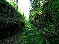 Paradibakkerne - w szczelinie Dybedal - panoramio (1).jpg