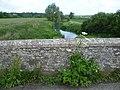 Parapet of Collyweston Bridge (geograph 2454874).jpg