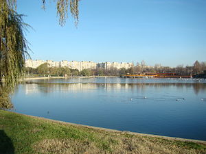 Sector 4 (Bucharest) - Tineretului Lake