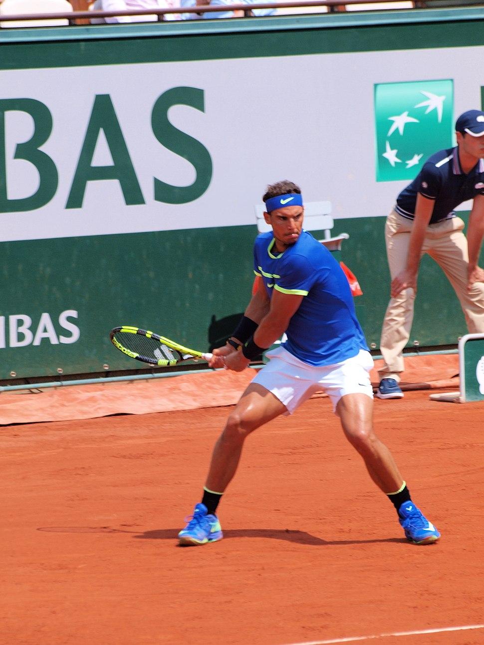 Paris-FR-75-open de tennis-2-6--17-Roland Garros-Rafael Nadal-21