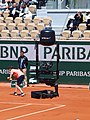 Paris-FR-75-open de tennis-2019-Roland Garros-court Chatrier-caméra baladeuse-1.jpg