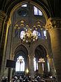 Paris - Cathédrale Notre-Dame - Intérieur -165.JPG