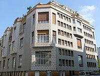 Paris 16 - Studio Building - 65 rue Jean de La Fontaine -1.JPG