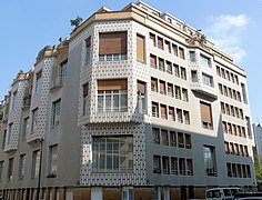 Paris 16 - Studio Building - 65 rue Jean de La Fontaine -1.JPG