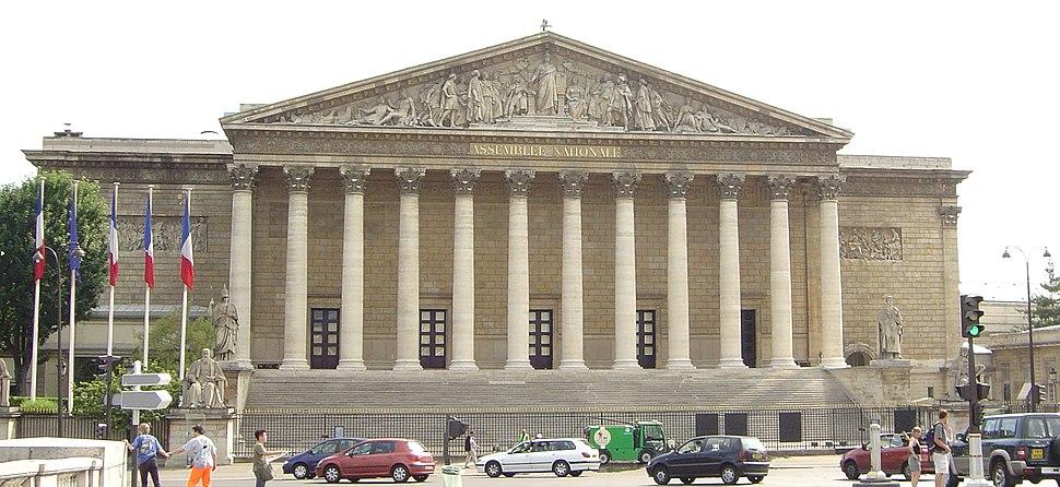 Paris Assemblee Nationale DSC00074