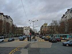 Porte d 39 orl ans wikipedia - Parking paris porte d orleans ...