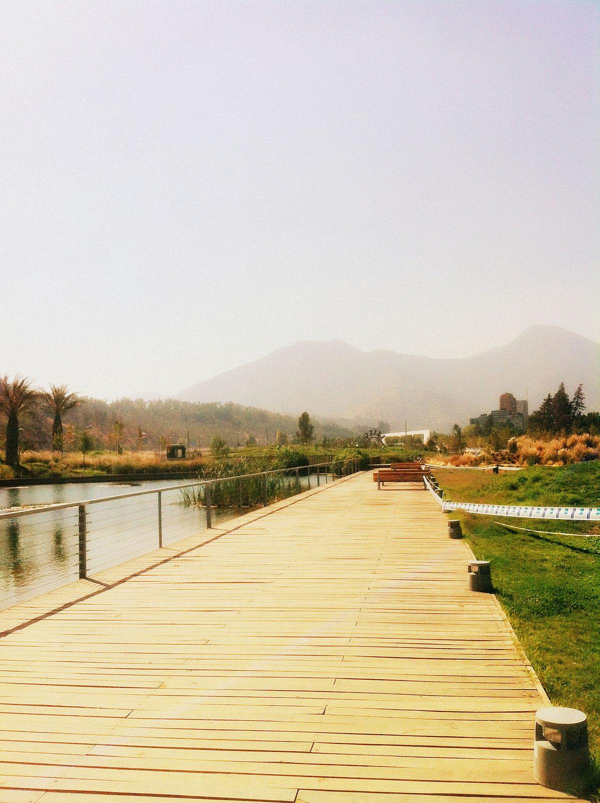 Px Parque Bicentenario Laguna