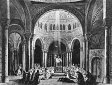 End Of Act 3 In The Original 1882 Production Design By Paul Von Joukowsky