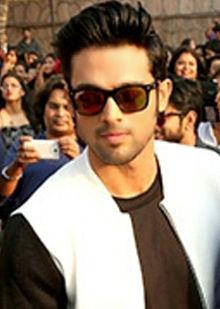 Parth Samthaan at Mahurat of the film GOOGLY Ho Gayi.jpg
