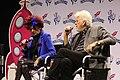 Patricia Quinn & Barry Bostwick RHPS Q&A at Galaxycon Richmond 2019 22.jpg