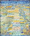 Paul Klee, Hauptweg und Nebenwege, 1929, Öl auf Leinwand, 83,7 x 67,5 cm, Museum Ludwig 1976.jpg
