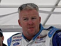 Paul Tracy (2006 Pre Season Testing, California Speedway).jpg