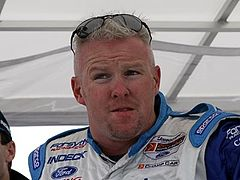 Paul Tracy w 2006 roku
