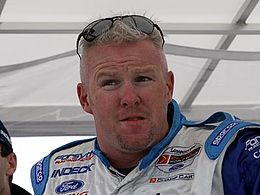 Paul Tracy (2006 Pre Season Testing, California Speedway).jpg