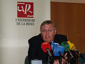 Paul Preston - Paul Preston on a visit to Spain in 2008
