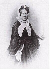 Queen Pauline of Württemberg, 1860s (Source: Wikimedia)