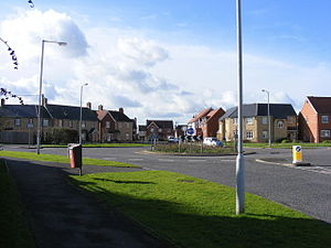 Peacemarsh - Image: Peacemarsh Roundabout. geograph.org.uk 679300