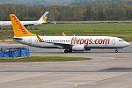 Pegasus Airlines, TC-AAZ, Boeing 737-82R (29637718673).jpg
